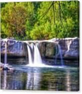 Mckinney Falls Canvas Print