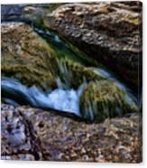 Mckinney Falls State Park-lower Falls 4 Canvas Print