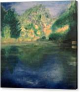 Mclane Reflections Canvas Print