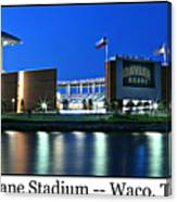 Mclane Stadium Print Canvas Print