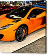 Mclaren 12c Coupe Canvas Print