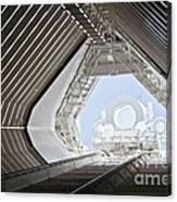 Mcmath-pierce Solar Observatory Canvas Print