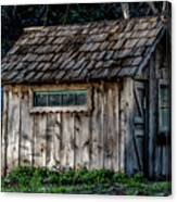 Meadow Shelter Canvas Print