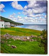 Meat Cove Canvas Print