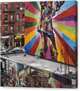 Meatpacking District Nyc Canvas Print