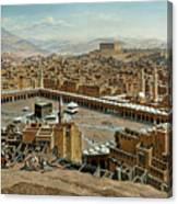 Mecca Canvas Print