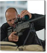 Mechanic Resurrection Canvas Print