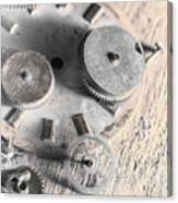 Mechanical Art Canvas Print