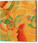 Mechanical Minds Canvas Print