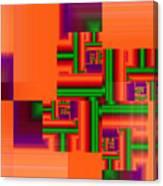 Mechanisms Canvas Print