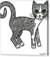 Mecheruca Canvas Print