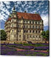 Mecklenburg Palace Canvas Print