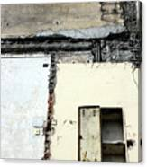 Medianera 5 Canvas Print