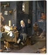 Medical Alchemist Canvas Print