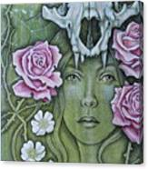 Medicinae Canvas Print