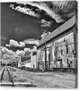 Medina Railyard 7323 Canvas Print