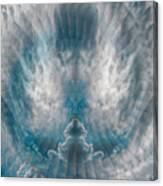 Meditating Cloud - 2 Canvas Print