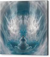 Meditating Cloud - 3 Canvas Print
