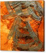 Meditation - Tile Canvas Print