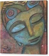 Meditative Awareness Canvas Print