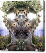 Meditative Symmetry 5 Canvas Print