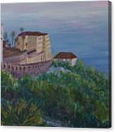 Mediterranean Overview Canvas Print