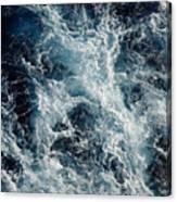 Mediterranean Sea Art 117 Canvas Print