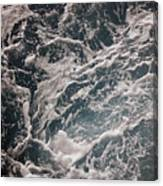 Mediterranean Sea Art 47 Canvas Print