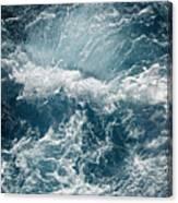 Mediterranean Sea Art 53 Canvas Print