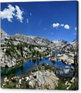 Medley Lake - Sierra Canvas Print