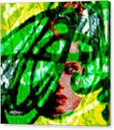 Medusa 1-26 Canvas Print