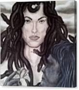 Medusa's Lament Canvas Print