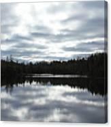 Melancholy Reflections Canvas Print