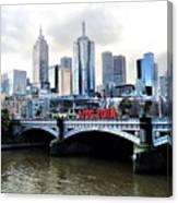 Melbourne 2014 Aids Conference Canvas Print