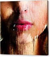Melissa Face Canvas Print