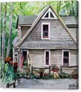 Melissa's Mountain Escape Canvas Print