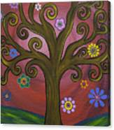 Melissa's Tree Canvas Print