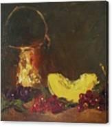 Mello Yellow Canvas Print