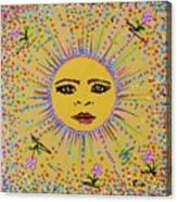 A Melody Canvas Print