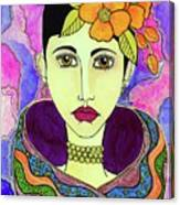 Melora Canvas Print