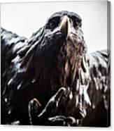 Memorial Eagle Canvas Print