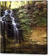 Memorial Falls Canvas Print