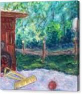 Memories 3 Canvas Print