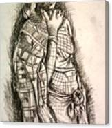 Memories Of Africa Canvas Print