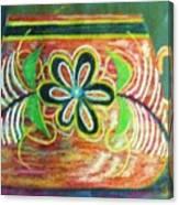 Memories Of Mexico Canvas Print