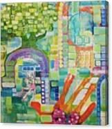 Memory Garden Canvas Print