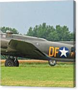 Memphis Belle 3912 Canvas Print