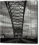 Memphis Two Canvas Print