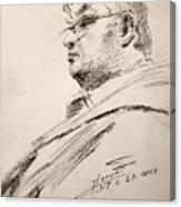Men 5 Canvas Print