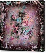 Menagerie Canvas Print